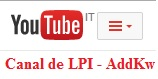 Canal Youtube de LPI – AddKw